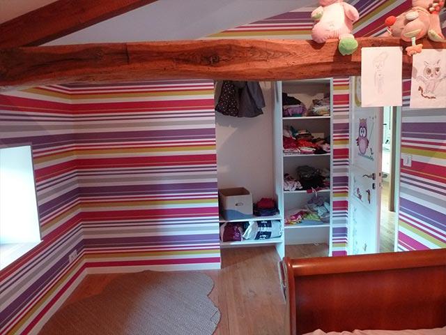 Peinture et décoration chambre